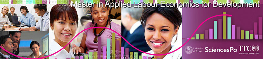 "Bunner Master in ""Applied labour economics for development"""